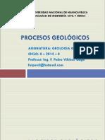 3. Procesos Geol