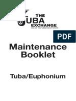 tubaexchange-maint-booklet 1