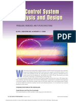 PID Control System Analysis & Design