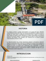 Central Hidroelectrica Chaglla