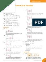 Maths Studies topic 4