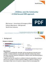 Child-focused DRR