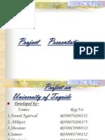 projectpresentation-110826032340-phpapp01