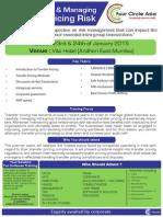 2 Days Advance Level Transfer Pricing Workshop in Mumbai