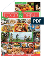Food and Drink 2014