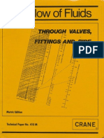 Flow of Fluids Through Valve Fittings and Pipes