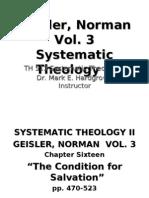 Geisler Vol 3 Chaps 16