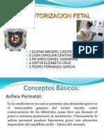 Monitorizacion Fetal Pediatria Presentacion