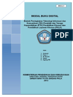Modul Buku Digital Word Awal