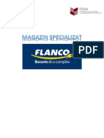 Proiect Magazin Specializat-Flanco