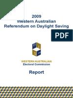 2009 DSR Report