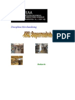 Proiect Merchandising Supermarket XXL