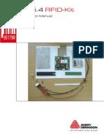 Ap54 Install Rfid
