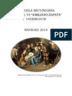 Cantos Para Los Festejos Navideños 2014