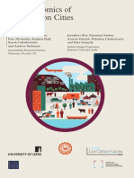 The Economics of Low Carbon Cities - Kolkata, India Oct 2014 v12