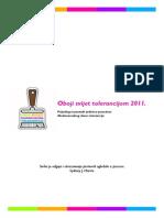 2011 Zbirka priprema - tolerancija