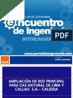 GyM Presentaci Sn Encuentro de Ingenier Sa 28.09.2011