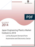 Engineering Plastics Market Growth and Opportunities in Japan