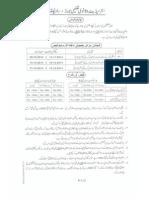 Matric Fee Notification 2014-15 (PRO)
