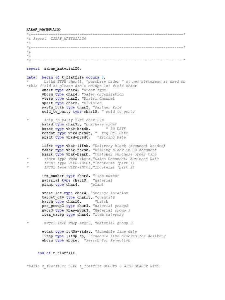 Bapi | Data | Software
