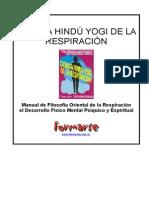 CIENCIA HINDÚ YOGI DE LA RESPIRACIÓN.doc