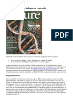 El Genoma Humano, Hallazgo de La década