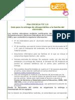 Plan Escuela Tic 2.0 Guía Para La