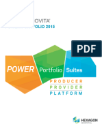 Hexagon Geospatial Power Portfolio 2015 - What's New