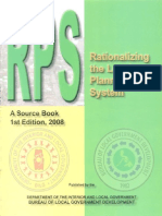DILG- Rationalizing the Local Planning System of the Philippines