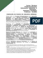 Eletronica Analogica -- PCIs -- Tecnicas Montagem 1.doc