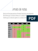 Formato Notas