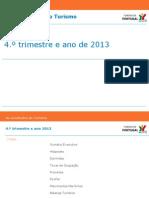 Resultados Do Turismo 2013