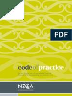 Code of Practice NZQA