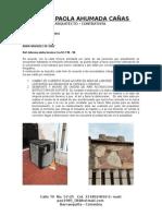 Informe Trabajos Cotizados Aura Vasquez de Diaz