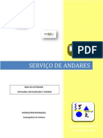ServiÇo de Andares