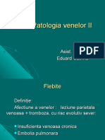 patologia venelor II