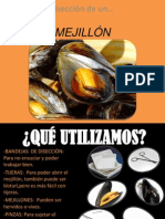diseccion mejillon
