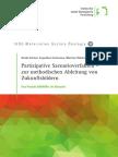 Partizipative Szenarioverfahren – zur methodischen Ableitung von Zukunftsbildern