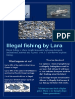 Illegal Fishing by Lara