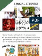 what is social studies