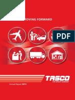 TASCO AnnualReport2014