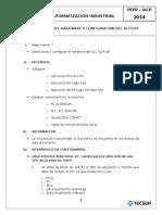 Seleccion Del Hardware y Configuracion Del SLC504AB