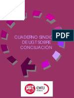 Cuaderno Sindical de Ugt Sobre ConciliaciÓn