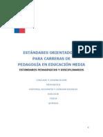 Libro Estandares Profesores Media Lenguaje