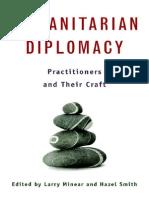 Book Humanitarian Diplomacy
