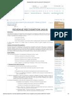 Revenue Recognition (as-9)