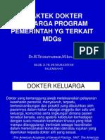 Doga Dan Mdg