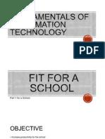 Fundamentals of Information Technology - School Pt 1