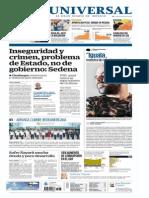 GradoCeroPress Mar 09 Dic 2014 Portadas Medios Nacionales