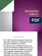 Defensoria publica